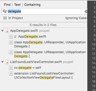 xcode-shortcuts-projeto