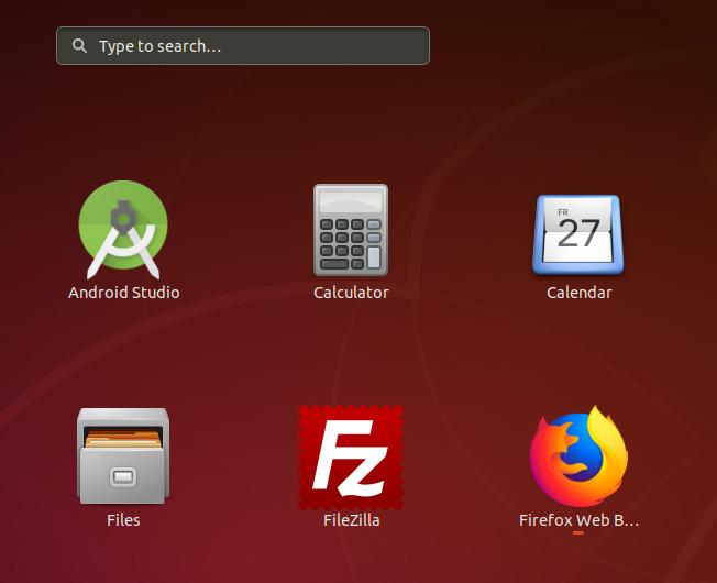 Como Criar Um Atalho Desktop do Android Studio no Ubuntu 02