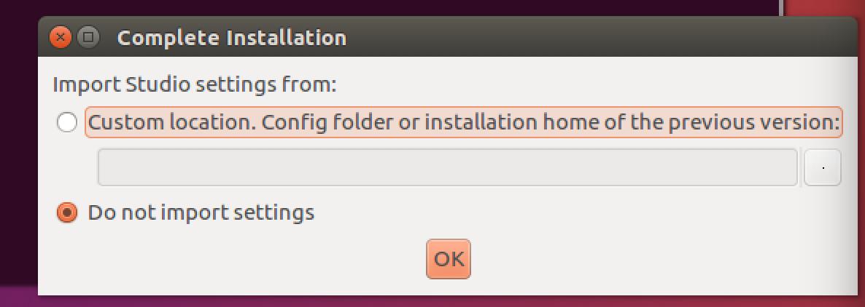 Como Instalar o Android Studio no Ubuntu 03