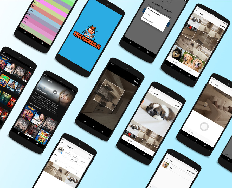 aplicativos android tiago